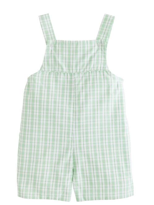 Little English Green Plaid Hampton Shortall
