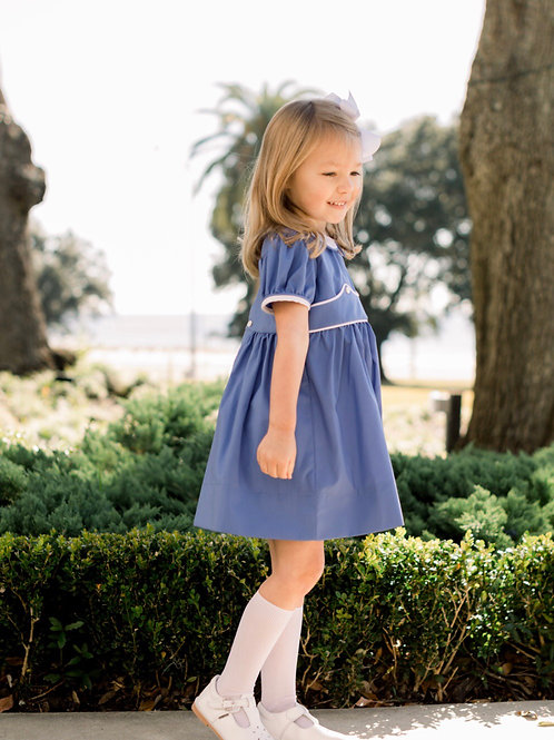 Lullaby Set Periwinkle Dress