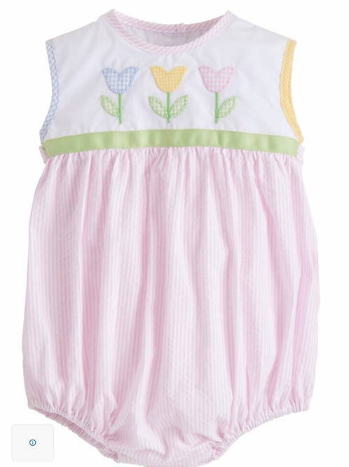 Little English Marisa Tulip Bubble  2t