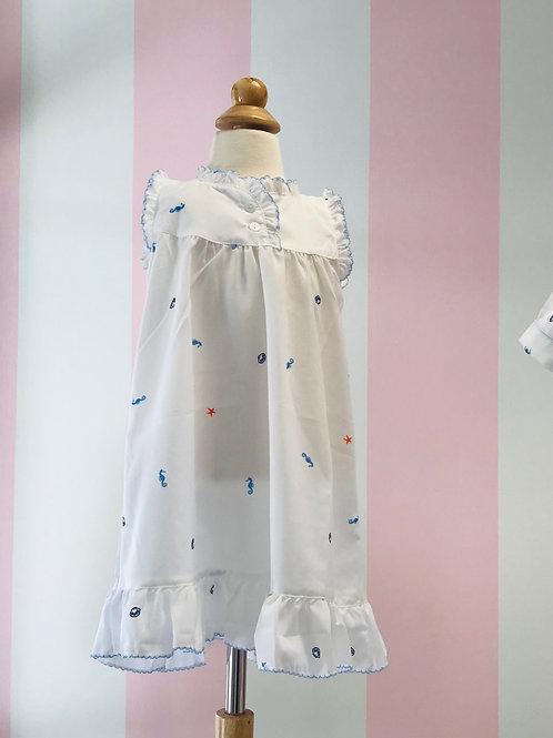 Sweet Dreams Seahorse Gown