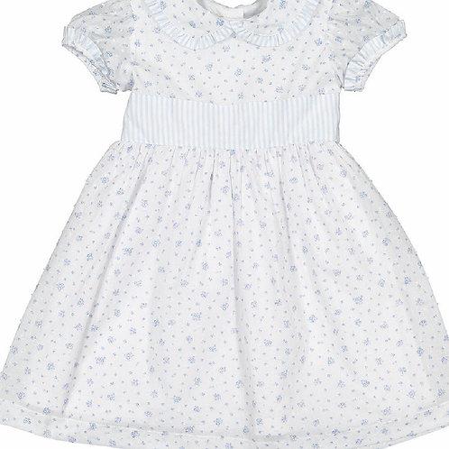 Sal & Pimenta Periwinkle Bow Dress