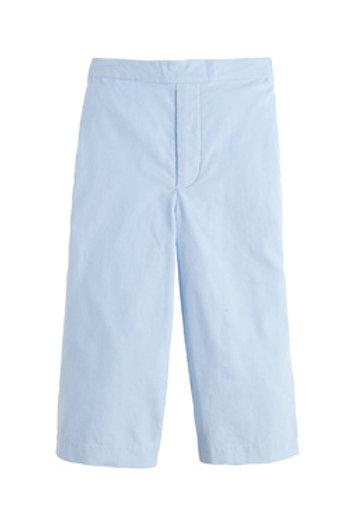 Little English Light Blue Cord Pants