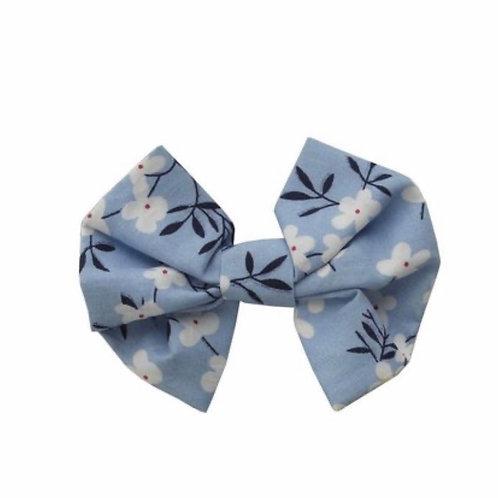 Rachel Riley Blue Blossom Hair Bow
