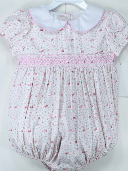 Baby Blessings Pink Blossom Bubble 12 mo