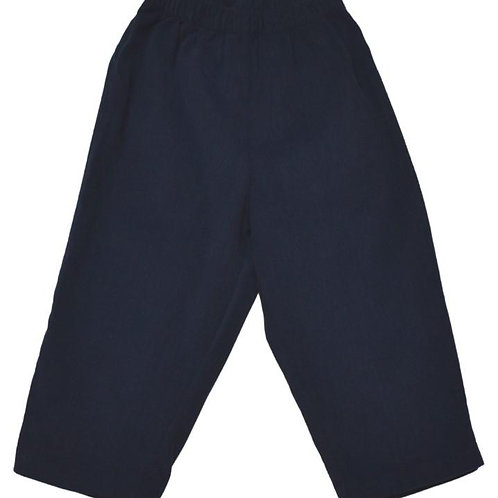 Lullaby Set Navy Cord Pants