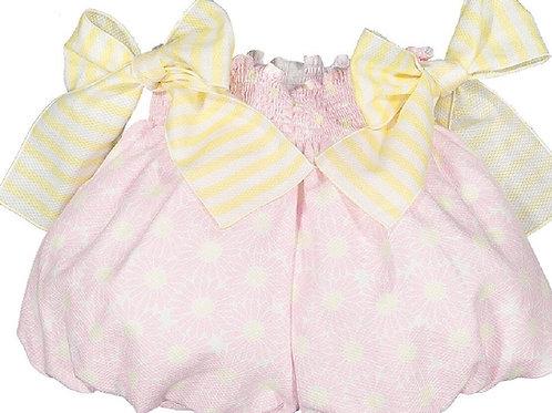 Sal & Pimenta Daisy Bubbly Shorts 3t