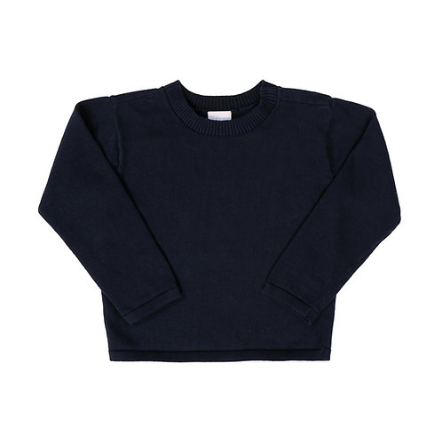 Lullaby Set Navy Cozy Up Sweater 24 mo-5