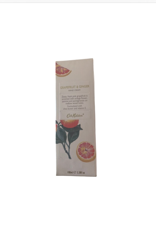 Cath Kidston Grapefruit and Ginger Hand Cream