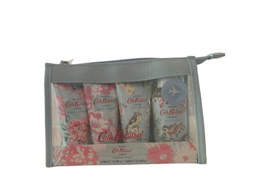Cath Kidston Wild Rose and Quince Lotion Gift Set