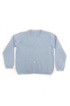 Little English Light Blue Cardigan Sweater 3t, 4t, 6