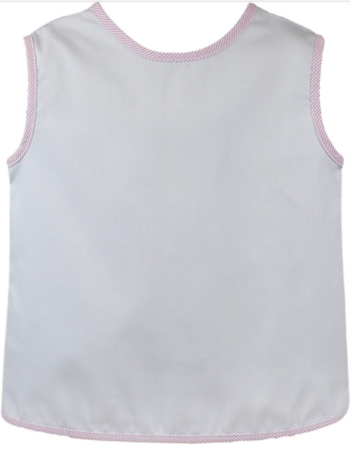 Lullaby Set White with Pink Lucy Shirt