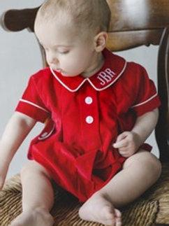 Little English Red Cord Davant Bubble
