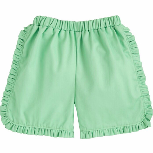Little English Green Tulip Shorts 4, 5