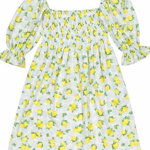 Sal & Pimenta Blue Lemonade Wendy Dress