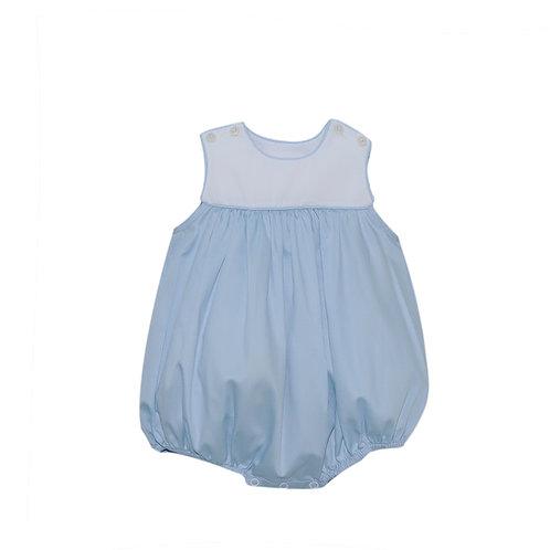 Lullaby Set Blue Pique Taylor Bubble