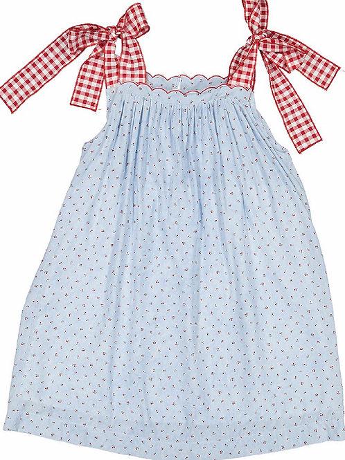 Sal & Pimenta Cherry Dress