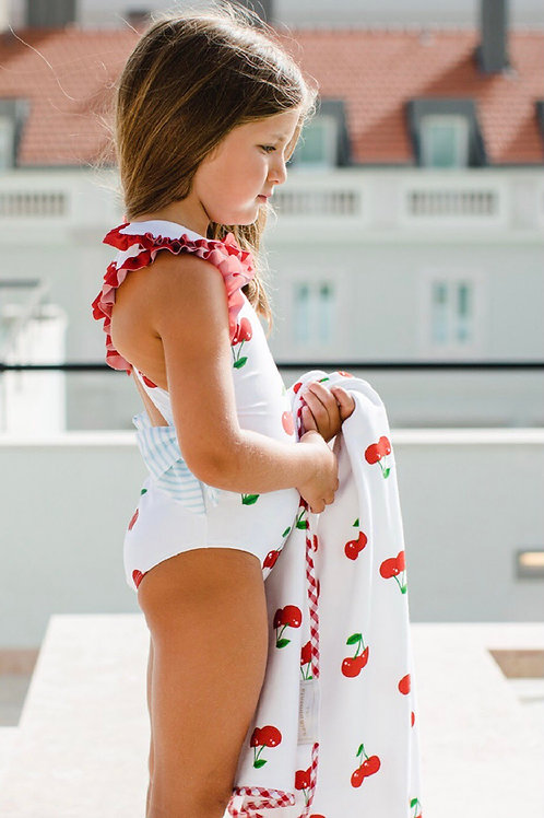 Sal & Pimenta Cherry Towel