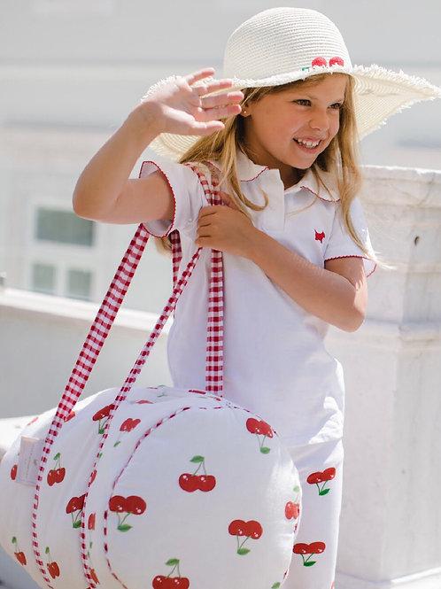 Sal & Pimenta Cherry Weekend Bag