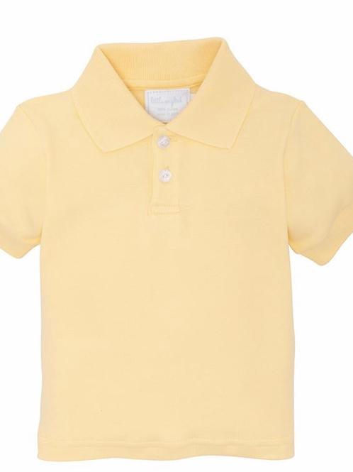 Little English Yellow Polo 24 mo