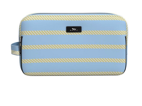 Scout glamazon in blue and green stripe