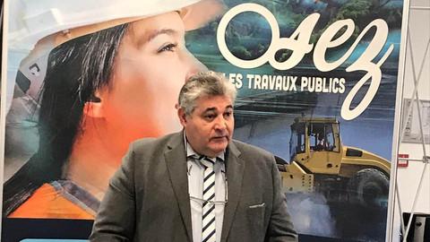 PMM soutient la fédération des Travaux Publics