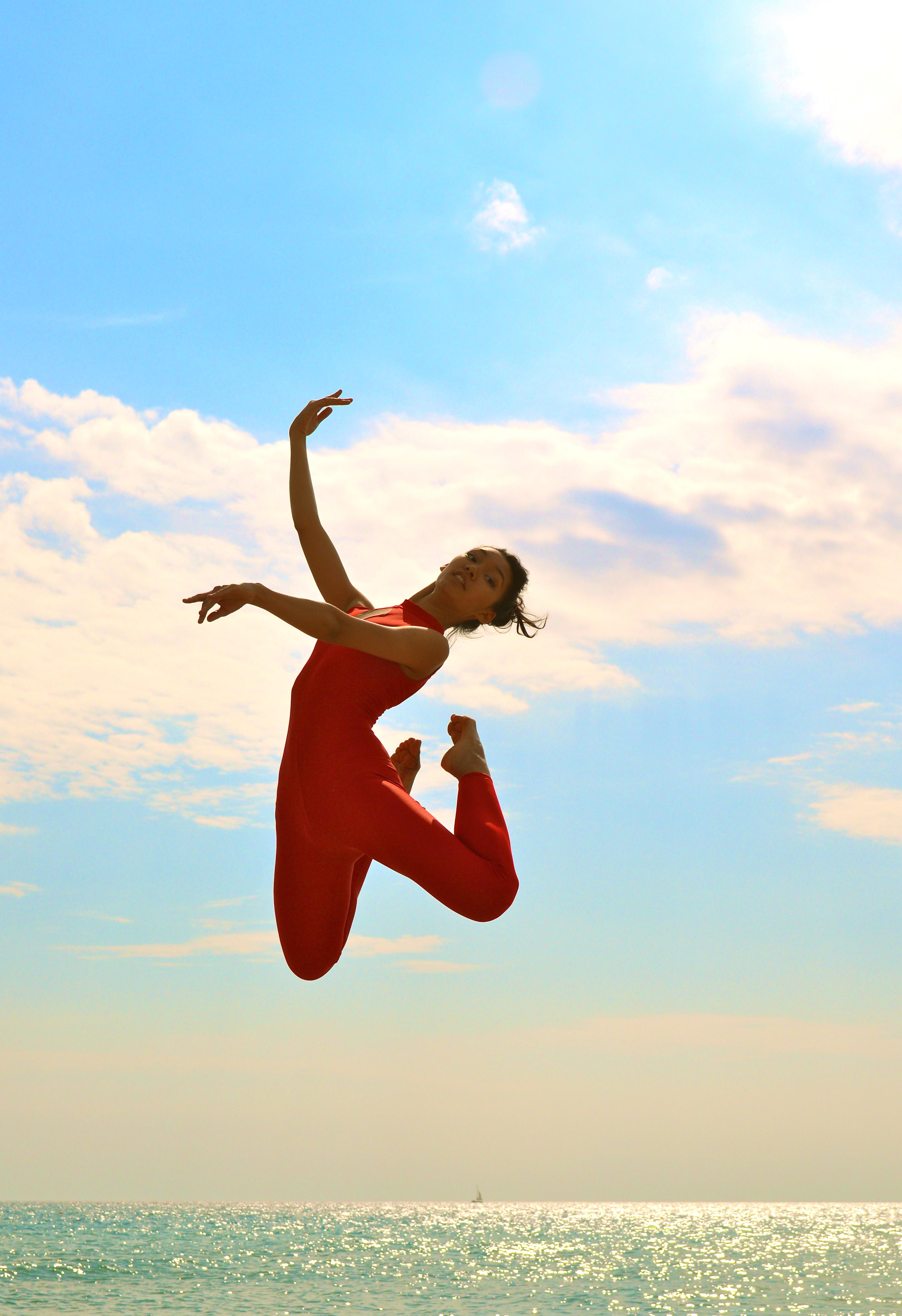 Danse moderne © Maud Landes