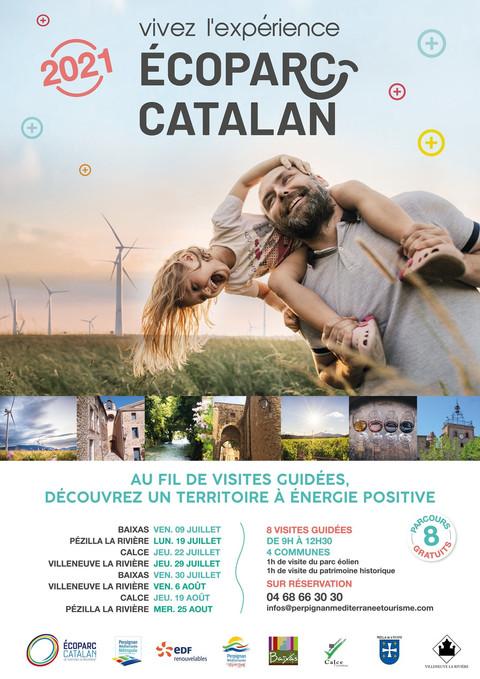 ☀️ 🌿 Découvrez un territoire à énergie positive avec l'Ecoparc Catalan !