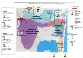 Canet-en-Roussillon: collecte des déchets