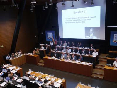 Conseil communautaire du 19 septembre 2016
