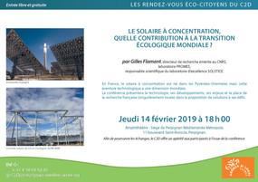 RDV Éco-citoyen du C2D du 14 février 2019
