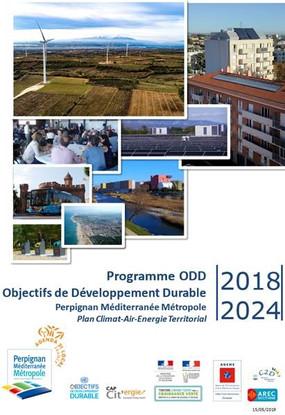 Programme Objectifs de Développement Durable ODD 2018-2024