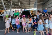 05 Juillet 2021 : journée pédagogique sur le marché de gros à la rencontre des producteurs locaux
