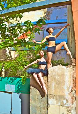Danse néoclassique © Maud Landes