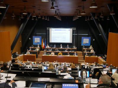 Conseil de Communauté du 12 Avril 2021