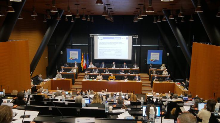 Compte-rendu du Conseil de Communauté du 15 Mars 2021