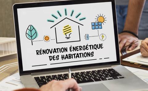 Rénovation énergétique des habitations