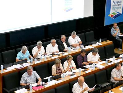 Conseil du 28/06/2019 : 100% de l'ordre du jour adopté à l'unanimité