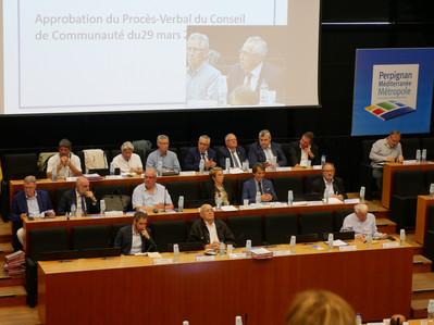 Conseil de Communauté du 23/05/2019 : 94% de l'ordre du jour adoptés à l'unanimité