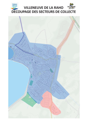 Villeneuve-de-la-Raho: collecte des déchets