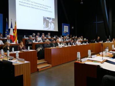 Conseil du 15/02/2018 : le Débat d'Orientation Budgétaire au cœur des débats !