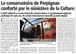 Conservatoire - Indépendant - 21 Octobre 2015