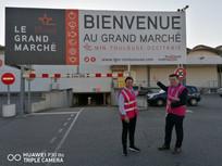 Le 10 juin 2021, Assemblée générale de la Fédération des Marchés de Gros sur le MIN de Toulouse
