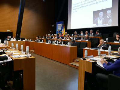 Conseil de communauté du 14 mai 2018