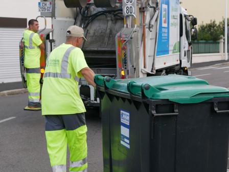 1er janvier 2021, jour férié : Aménagements de la collecte des déchets