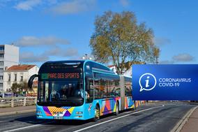 Transports : Sankéo, reprise progressive du service à partir du 11 mai