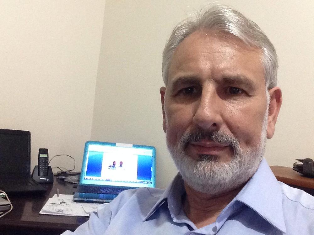 Presidente Naciomal do Sindetap, Carlos Mendes