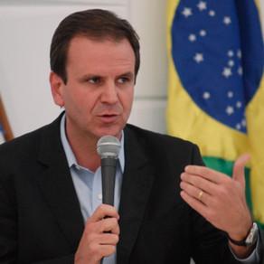 Prefeito do município de Rio de Janeiro é notificado