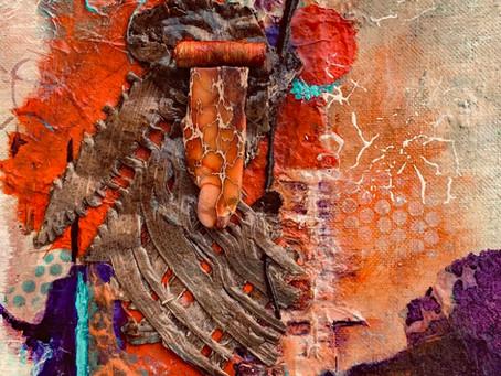"""""""Creative Spirit Blog"""":                                       The Consciousness of Color"""