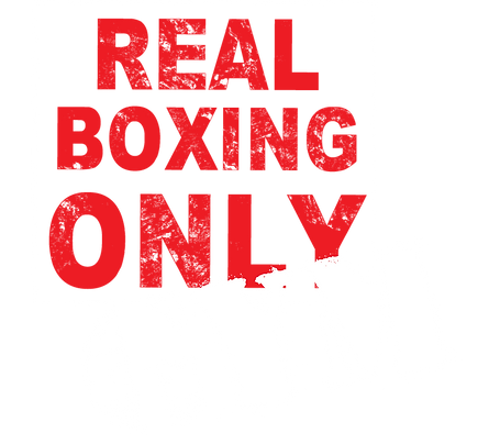 REAL BOXING ONLY GYM