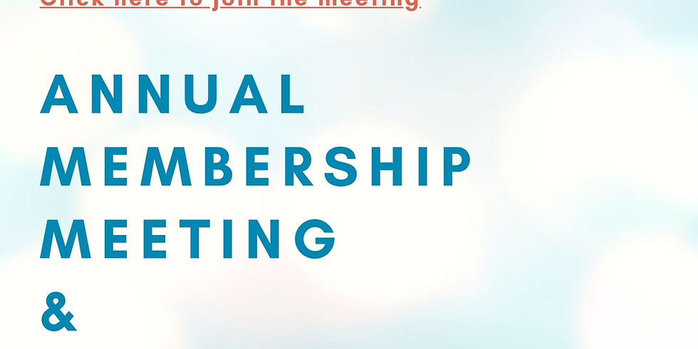 CNA Annual Board Meeting and Elections